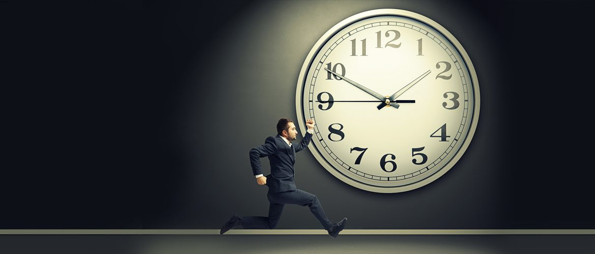 In marketing, how does 'Always being on-time' matter?