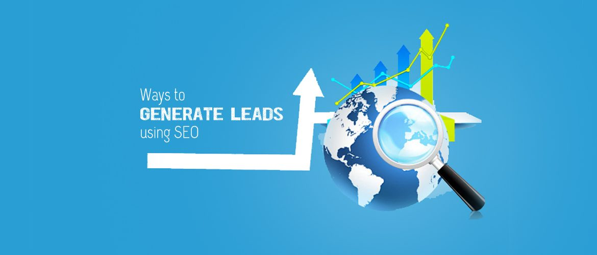 Ways to generate leads using SEO
