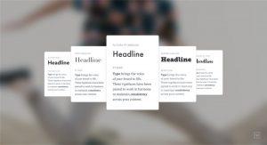 Keep Your Headline Consistent